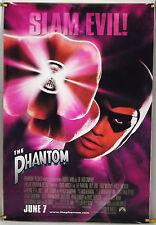 THE PHANTOM DS ROLLED ORIG 1SH MOVIE POSTER BILLY ZANE KRISTY SWANSON (1996)