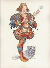James C. Christensen TOMMY TUCKER Paper Etching #20/90 RARE Limited Edition