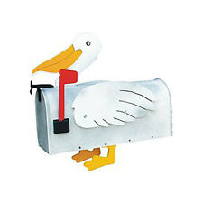 Pelican Mailbox  Post Mount - Handmade by More Than A Mailbox