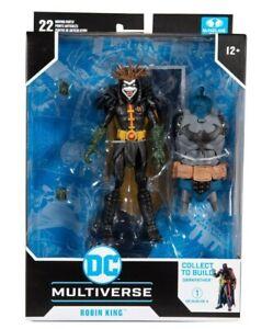 McFarlane Toys DC Multiverse Death Metal Darkfather Wave - Robin King IN STOCK
