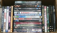 3 DVDS for $10 ACTION / ADVENTURE/ DRAMA / FANTASY / MYSTERY / ROMANCE / WESTERN
