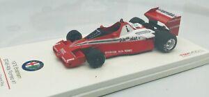True Scale Models TSM 1/43 F1 Alfa Romeo BT46 1978 South African GP TSM144301