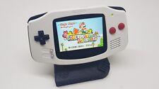 Game Boy Advance GBA  Gameboy Themed LCD IPS  V2 Backlight