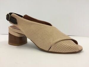 LILIMILL 6476 SETALQUA sandalo donna tacco pelle made in Italy