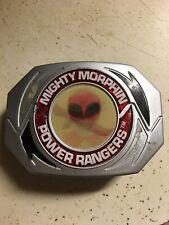 1994 Power Rangers Saban Belt Clip Morph Pink Rare