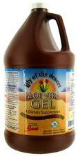 Lily Of The Desert - Aloe Vera Gel Organic Gallon - 128 oz.