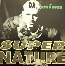 "DA MIAN - SUPERNATURE 12"" VINYL 1990s DANCE DISCO CLUB TRANCE EXTENDED MIX EX/EX"