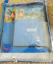 PADI Underwater Navigation Crew Pack Training Materials for Scuba Divers