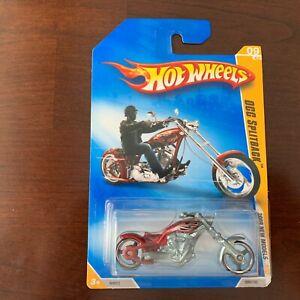 2009 Hot Wheels OCC SPLITBACK #009 New Models 09/42 Red New Sealed