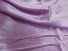 Soft Lilac Purple_ Polyester_Smooth Panné_Stretch Velvet _BTY_ONE to 4 Yards_65""