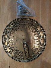 Flora & Fauna Father Time Garden Sundial model# Rome Rm2345