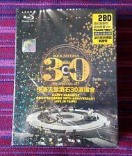 Various Artist ( 台灣群星 ) ~ 快樂天堂 滾石30 Live in Taipei ( 2 Blu-ray ) Blu Ray