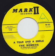 The ROMEOS * 1967 POPCORN SOUL OLDIES 45 * Listen To It!