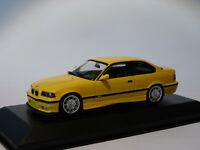 BMW M3 de 1992 au 1/43 de Minichamps / Maxichamps