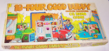 Vintage 1976 10-Four Good Buddy Parker Brothers CB RADIO Board Game