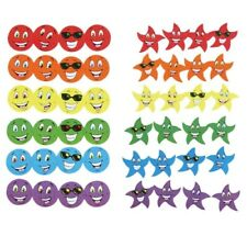 Trend Stinky Stickers Variety Pack, Smiles & Stars, 648/Pack, Pk - Tept83905