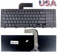 New US Keyboard for Dell Inspiron N5110 15R NSK-DY0SW 4DFCJ MP-10K73US-442 Black