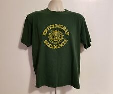 Universidad of Salamanca Adult Medium Green TShirt