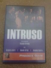 DVD: INTRUSO (Vicente Aranda)