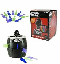 Tomy Disney Star Wars Pop Up Darth Vader Game Family Kids Gift Toy