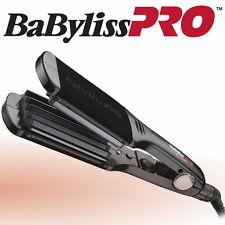 BaByliss PRO Gaufrierzange 60mm BAB2512 BAB 2512EPCE EP Technology 5.0