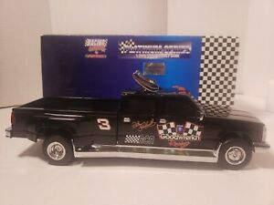 Action Platinum Series Dale Earnhardt 1:24 scale Black #3 Dually Bank 1 of 5016