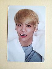 Shinee SEASON'S GREETINGS Calendar [OFFCIAL] PHOTOCARD Photo Card - Jonghyun (B)