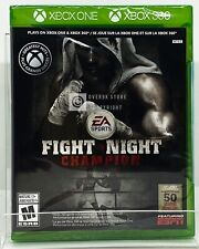 Fight Night Champion - Xbox One / Xbox 360 - Brand New | Factory Sealed