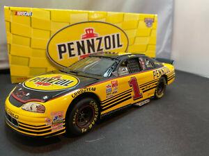 Action Darrell Waltrip Pennzoil 1998 Chevy Monte Carlo /1500 NASCAR 1/24 Diecast