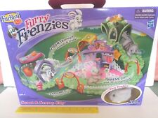NEW Fur Real FURRY FRENZIES zhu zhu PETS Interactive SCOOT SCURRY CITY PLAY SET