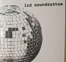 LCD SOUNDSYSTEM Debut Self Titled VINYL LP New Sealed