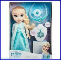 Disney Frozen Elsa Kids Doll and Accessory Set 14 Inch Doll New  Sealed