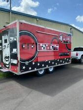 Ready to Work 2018 Kitchen Food Trailer in Impeccable Condition for Sale in Flor