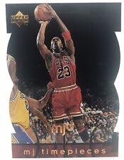 Rare: 1998 Upper Deck MJX Michael Jordan MJ Timepieces #72 Sr#d 1823/2300