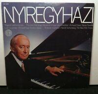 NYIREGYHAZI ALL-LISZT PROGRAM (NM) M2-34598 LP VINYL RECORD
