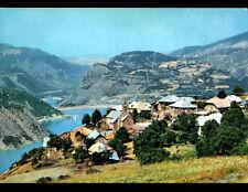 LE SAUZE / LAC SERRE-PONCON (05) VILLAS & EGLISE en 1963