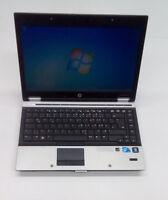 "HP EliteBook 8440p Intel Core i5 M520 2,4GHz 8GB 100GB SSD 14"" DVD-RW WLAN Win7"