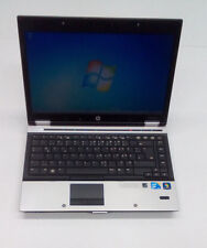"HP EliteBook 8440p Intel Core i5 m520 2,4ghz 8gb 100gb SSD 14"" DVD-RW WLAN win7"
