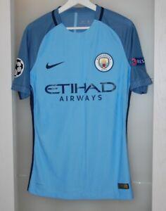 Match worn shirt Manchester City England national team Liverpool Sterling