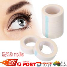 5/10 Rolls Professional Eyelash Lash Extension Tool Micropore Paper Tape