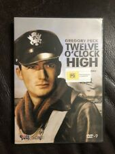 Twelve O'Clock High (60th Anniversary)  DVD Region 6 - (Gregory Peck) Chinese
