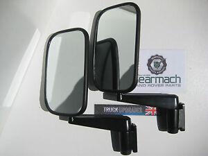 Land Rover Defender 90, 110, Wing Mirror Set Both Driver & Passenger side BR1918