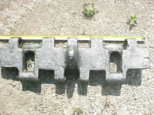 WW II Russian relic original link track  of KV heavy  tank  (КВ)