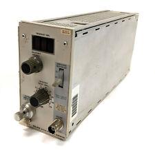 Tektronix Sg503 Sg 503 250 Mhz Sinewave Generator For Tm500 Series As Is