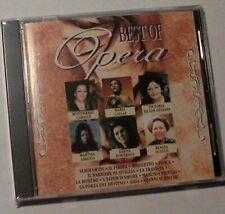 Best of Opera Sopranos (15 tracks, Disky) Montserrat Caballé, Maria Calla.. [CD]