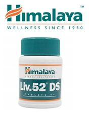 HIMALAYA LIV.52 Herbal Extracts Liver Support Health Detoxify 60 tablets
