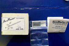 "AERO MASTER 1:72 KIT ACCESSORI AEREO ACCESSORIES US 5"" HVAR (8)  ART AMD 703E"
