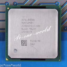 100% OK SL6WG SL6WE Intel Pentium 4 HT 3.2 GHz 512 800 MHz Processor CPU