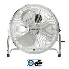 AREBOS Ventilateur de sol Ventilateur Souffleur Brasseur d'air 14 Pouches 70W