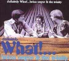 Brian Auger & Trinity - Definitely What (2004 Canada Sealed CD w/Bonus)